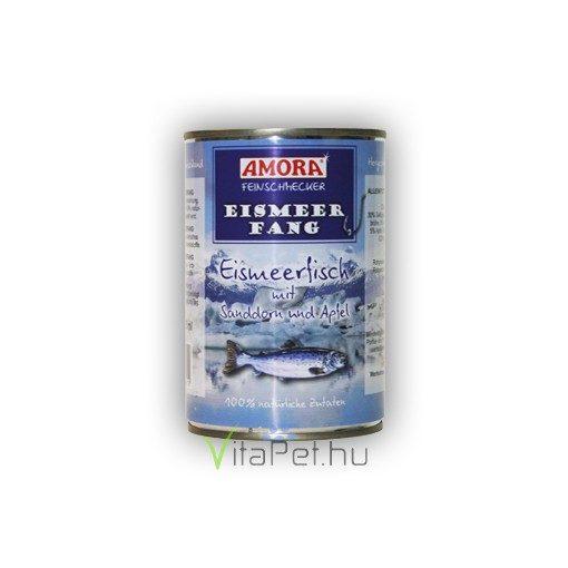 Amora Feinschmecker Hund Eismeerfang, (tengeri halas)  konzerv kutyáknak, 400 g