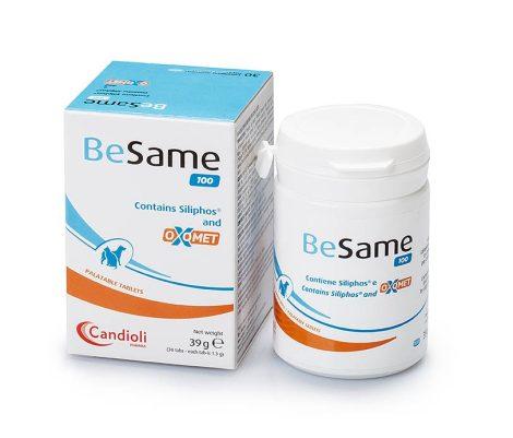 Besame májvédő tabletta 100 mg 30 db