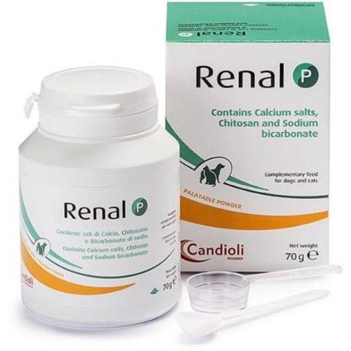 Candioli Renal P por kutyának és macskának 70 g