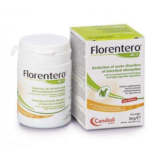Florentero pre- and probiotic pills
