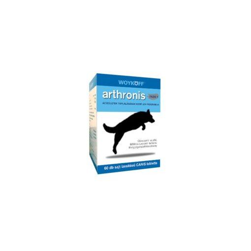 Arthronis Fázis 1 porcvédő és porcregeneráló tabletta kutyának 60 db