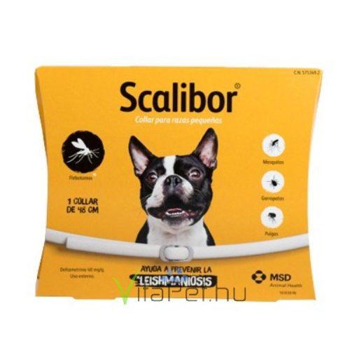 Scalibor parazitaellenes nyakörv kis- és közepes testű kutyák részére 48 cm