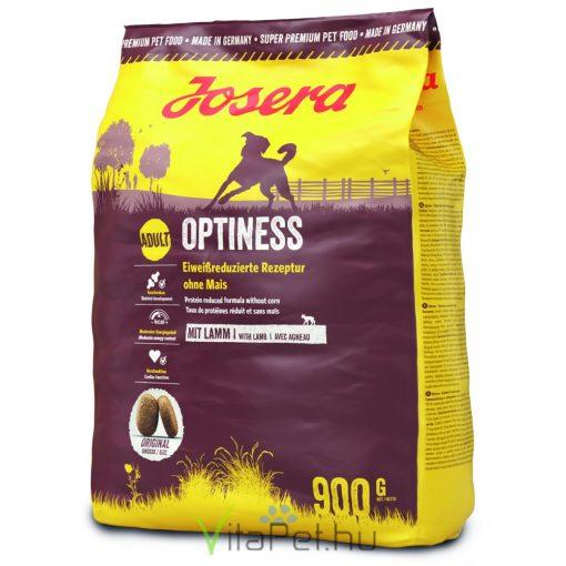 Josera Dog Optiness  900 g száraztáp felnőtt kutyáknak, búza- és kukoricamentes