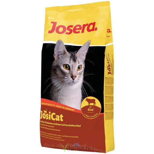JosiCat Tasty Beef  7 x 650 g  (4,55 kg)