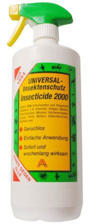 Insecticide 2000 pumpás bolha - és más rovarirtó környezetre 500 ml