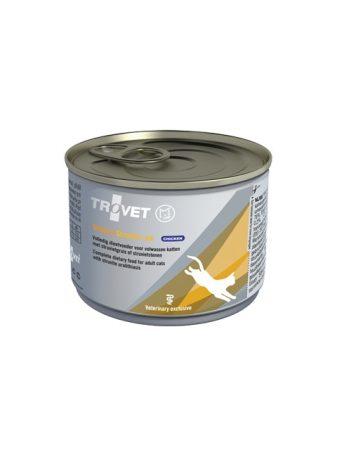 Trovet Urinary Struvite (ASD) konzerv macska 175g csirkés ízesítésű