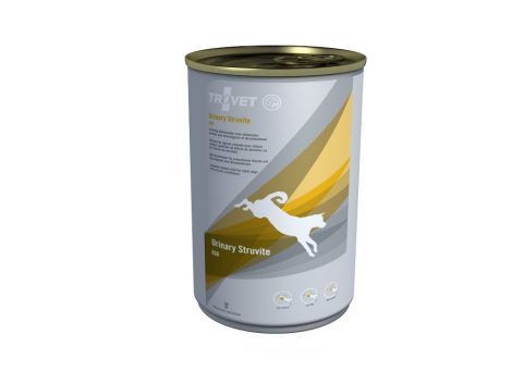 Trovet ASD urinary diet wetfood 400g for dogs