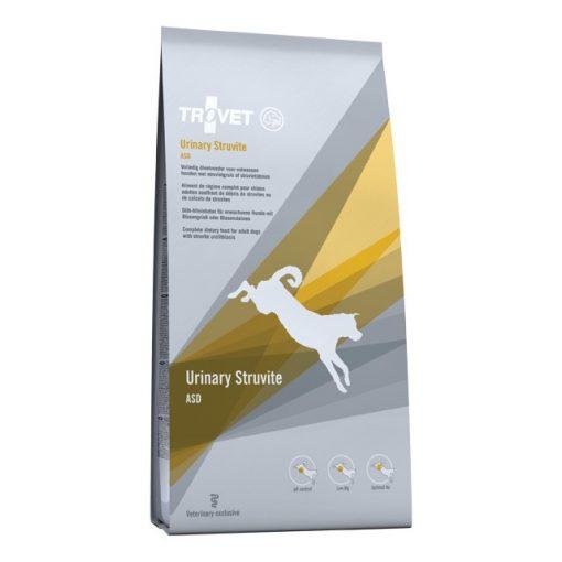 TROVET URINARY&STRUVITE (ASD) DOG száraztáp kutyáknak 3 kg