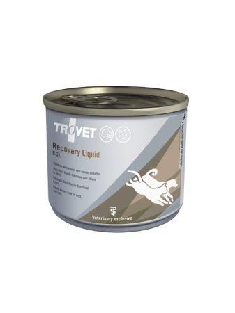 Trovet Recovery Critical Care Liquid (CCL) konzervtáp lábadozó állatoknak 200 g