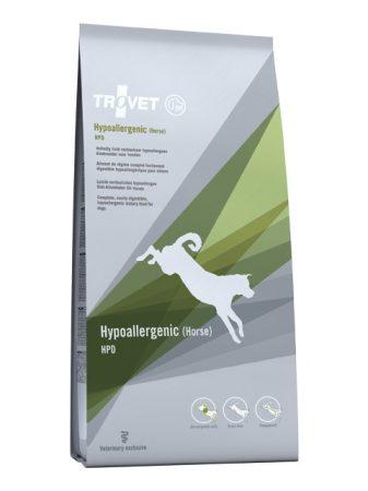 Trovet Hypoallergén HPD (lóhús+burgonya) kutya száraztáp 10 kg