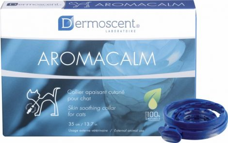 Dermoscent Aromacalm nyakörv macskának 35 cm