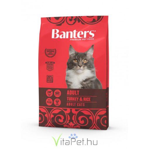 Visán Banters Cat Adult Turkey & Rice 8 kg