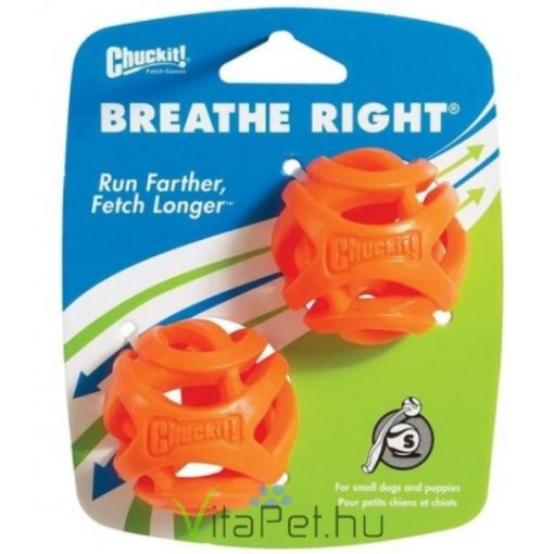 Chuckit! Breathe Right Labda S 2 db