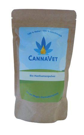 CannaVet Bio kendermag őrlemény 325 g