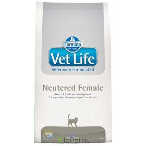Vet Life Natural Diet Cat Neutered Female Cat 2kg