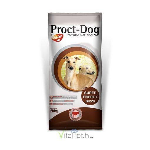 Visán Proct-Dog Super Energy (30/20) 20 kg