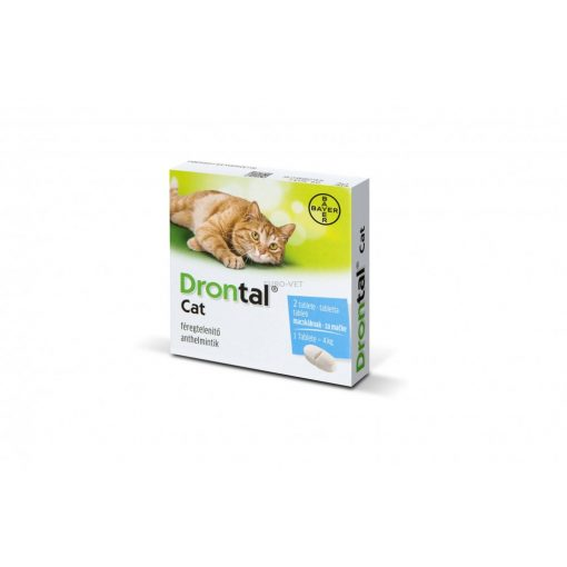 Drontal Cat pills against worms