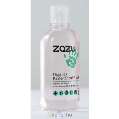 Zazu kézfertőtlenítő gél 100 ml