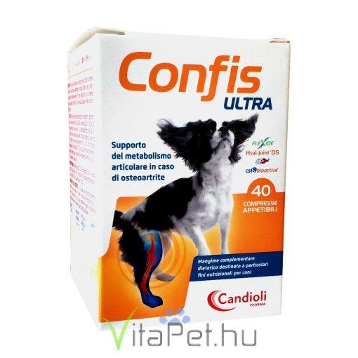 Candioli Confis Ultra tabletta 40 db ízületvédő tabletta kutyák részére