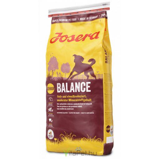 Josera Dog Balance 15 kg száraz táp idősödő kutyák részére