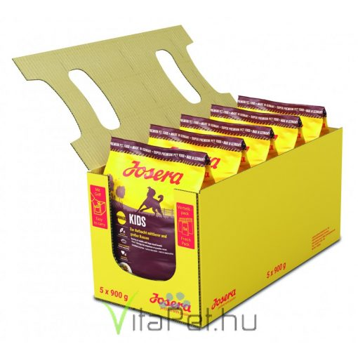 Josera Dog Kids 5 x 900 g (4,5 kg)