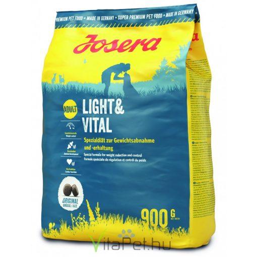 Josera Dog Light&Vital 900 g alacsony kalória tartalmú száraz táp felnőtt kutyáknak