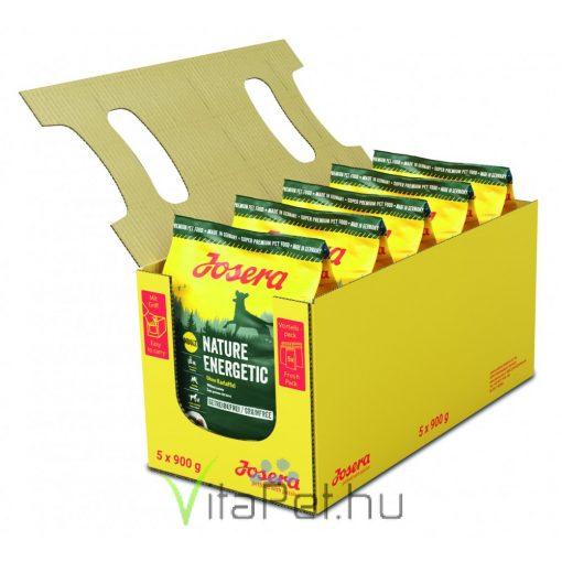 Josera Dog Nature Energetic  5 x 900 g (4,5 kg)
