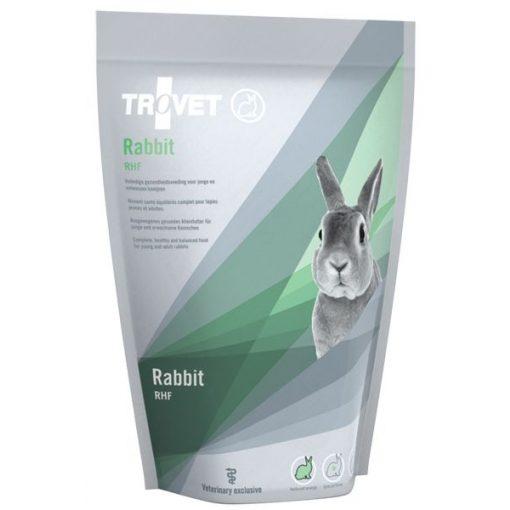 2 DB TROVET Rabbit 1,2 kg teljes értékű táp nyulak részére