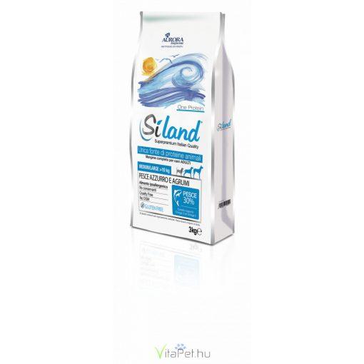 SILAND One Protein Adult Medium/Large 3 kg Hallal és citrusfélékkel