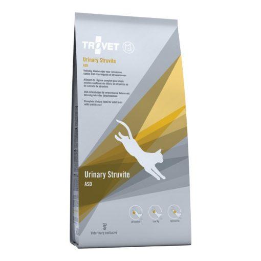 TROVET URINARY & STRUVIT (ASD) száraztáp CAT  macskák részére 10 kg