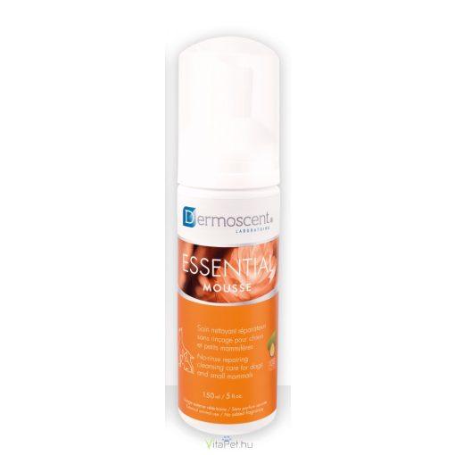 Dermoscent Essential Mousse hab sampon kutyának és kisemlősöknek 150 ml
