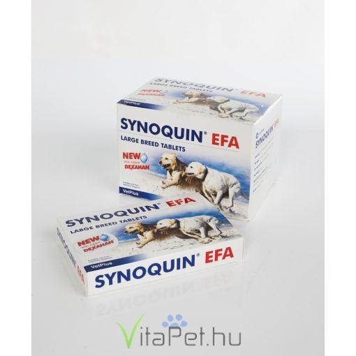 Synoquin EFA Large Breed tabletta 30 db